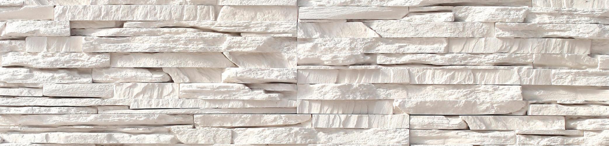 Декоративный (искусственный) камень из гипса для внутренней отделки